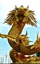 Dragonul chinezesc, simbol pentru prosperitate