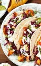Deliciu mexican – tacos de pui