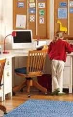 Sfaturi feng shui pentru alegerea culorilor potrivite și reguli de așezare a biroului pentru copii. Formula KUA pentru biroul feng shui al copilului ia în calcul