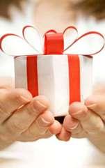 Gestul de a oferi un cadou este mai important decât prețul pe care acesta îl are și este necesar să se țină cont de anumite reguli. Oferirea de cadouri este
