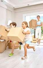 Nu lăsa mutatul în casa nouă în voia sorții. Care este ziua perfectă pentru mutare și ce lucruri să aduci .