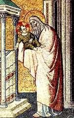 La 40 de zile după Nașterea Domnului, pe data de 2 februarie, creștinii ortodocși prăznuiesc Întâmpinarea Domnului sau Aducerea Lui spre închinare – una