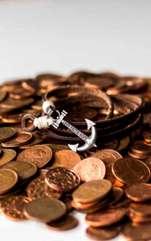 """""""Orice monedă pe care o am îmi poartă noroc"""" spune o veche zicală din popor. Descoperă dacă sunt într-adevăr norocoase monedele. Se spune că atunci"""