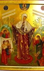 Rugăciunile către Maica Domnului sunt grabnic ascultate și ajutorul divin nu întârzie să vină către cel care îl cere din suflet. Troparul. Apărătoare