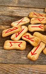 Ai mai auzit până acum de rune? Runele sunt 24 de semne grafice din vechea scriere germanică, despre care se spune că sunt magice. Acestea sunt folosite în