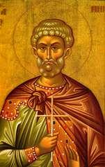 Sfântul Mina este unul dintre cei mai cunoscuți sfinți ai creștinismului ortodox. Este prăznuit pe 11 Noiembrie, zi cunoscută în popor și ca Ziua