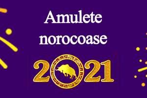 Amulete noroc 2021