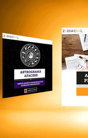 Astrograma Afacere