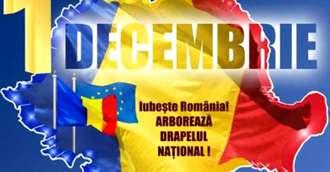Culorile Drapelului Național și influența asupra personalității românilor