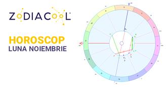 Horoscop lunar Noiembrie 2019: iubirea va fi cea care va inspira și motiva