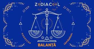 Horoscop saptamanal 11-17 Noiembrie 2019 pentru nativii din Balanta
