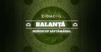 Horoscopul săptămânii 14-20 Octombrie 2019 pentru nativii din Balanță