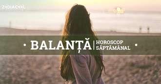 Horoscopul săptămânii 10-16 Iunie 2019 pentru nativii din Balanță