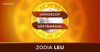 Horoscop saptamanal 2-8 Decembrie 2019 pentru nativii din Leu