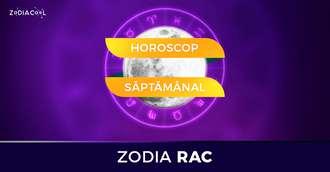 Horoscop saptamanal 2-8 Decembrie 2019 pentru nativii din Rac