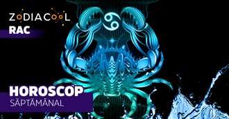 Horoscopul săptămânii 12-18 August 2019 pentru nativii din Rac