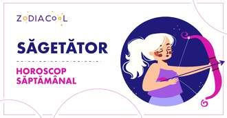 Horoscopul săptămânii 28 Octombrie-3 Noimebrie 2019 pentru nativii din Săgetător