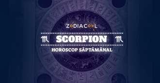 Horoscopul săptămânii 14-20 Octombrie 2019 pentru nativii din Scorpion