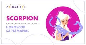 Horoscopul săptămânii 28 Octombrie-3 Noiembrie 2019 pentru nativii din Scorpion
