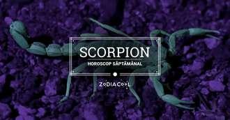 Horoscop saptamanal 9-15 Decembrie 2019 pentru nativii din Scorpion