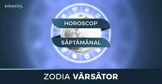 Horoscop saptamanal 2-8 Decembrie 2019 pentru nativii din Varsator