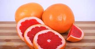 Grapefruitul  – Alimentul fără calorii, extrem de bogat în vitamine