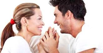 Cifra cuplului 1: o relație rațională, creativă, bazată pe multă comunicare