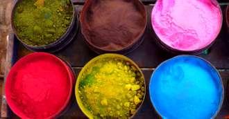 Colorantul alimentar: cum îl scoți de pe haine sau covoare