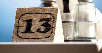 """Vineri, 13! 4 lucruri inedite despre această zi """"fatidică"""""""