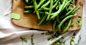 Fasolea verde  - Alimentul cu extrem de puține calorii, care stimulează memoria