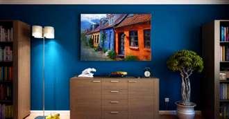 Ce tablouri se pun în dormitor și ce tablouri se potrivesc în living pentru armonie în casă
