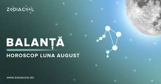 Horoscop lunar August 2019 Balanță: aspecte favorabile pentru un nou loc de muncă