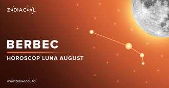 """Horoscop lunar August 2019 Berbec: veți merge pe principiul """"trăiește clipa"""""""
