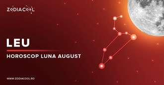 Horoscop lunar August 2019 Leu: o lună foarte bună pentru a tatona piața muncii