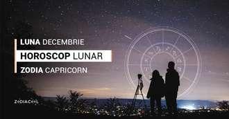 Horoscop lunar decembrie 2019 Capricorn: schimbari radicale de personalitate