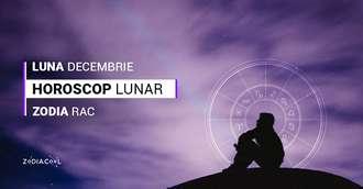 Horoscop lunar decembrie 2019 Rac: apar noi contracte in plan profesional