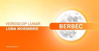 Horoscop lunar Noiembrie Berbec 2020