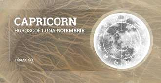Horoscop lunar noiembrie 2019 Capricorn: posibil să plecați într-o călătorie