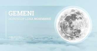 Horoscop lunar noiembrie 2019 Gemeni: apar noi persoane în viața voastră