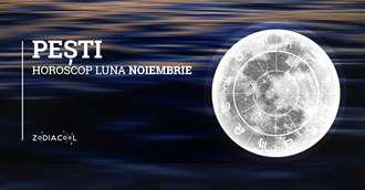 Horoscop lunar noiembrie 2019 Pești: apare o veste bună legată de o creștere salarială