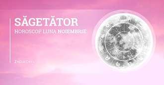 Horoscop lunar noiembrie 2019 Săgetător: se anunță schimbări radicale