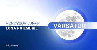 Horoscop lunar Noiembrie Varsator 2020