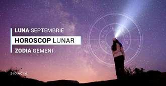 Horoscop lunar Septembrie 2019 Gemeni: o lună a renașterii, a schimbării