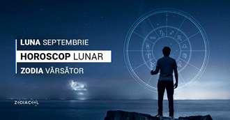 Horoscop lunar Septembrie 2019 Pești: toamna vă aduce multă iubire