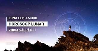 Horoscop lunar Septembrie 2019 Vărsător: o lună a conștientizărilor