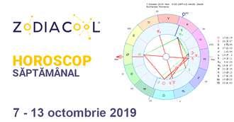 Horoscopul săptămânii 7-13 Octombrie 2019 pentru toate zodiile