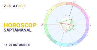 Horoscopul săptămânii 14-20 Octombrie 2019 pentru toate zodiile