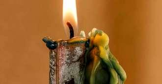 Lumină, culoare și energie pozitivă - Cum se folosesc lumânările corect