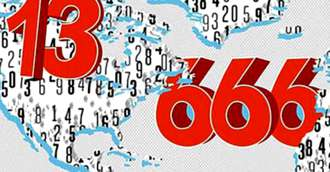Numere care fascinează, numere care sperie ::: ZODIACOOL