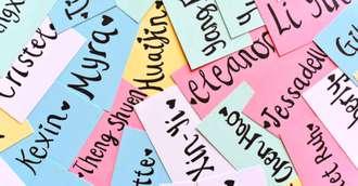 Numele îți dezvăluie personalitatea. Știi ce semnificație numerologică are?